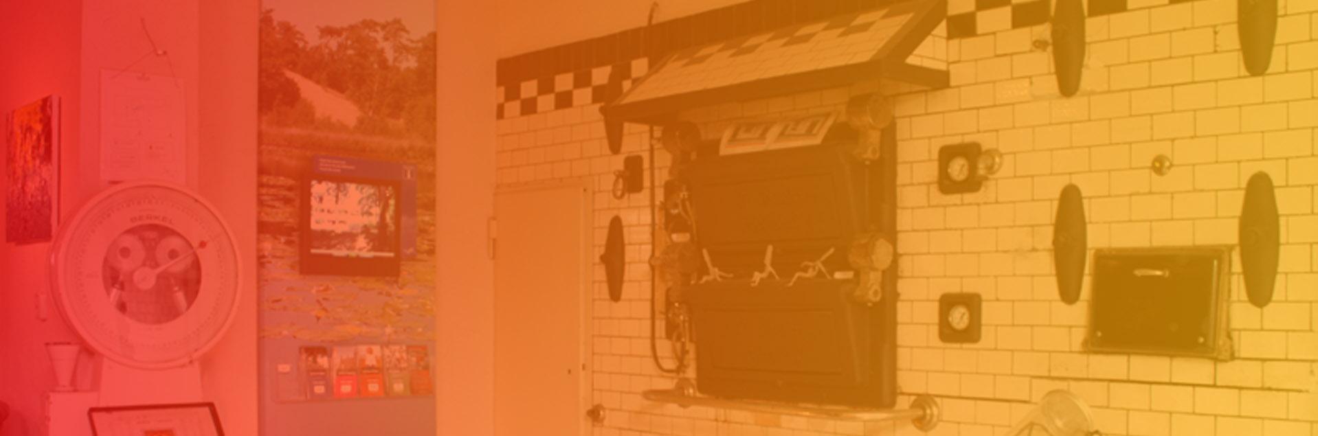 bakkersoven bakery oven kunsthuis De Bakkerij Bergen Limburg Maasduinen