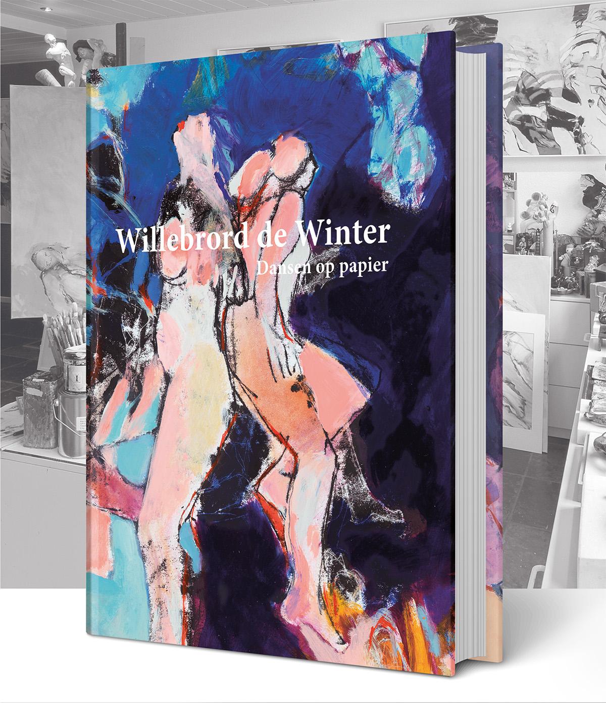Boekpresentatie weekend expositie Willebrord de Winter De Bakkerij, kunsthuis