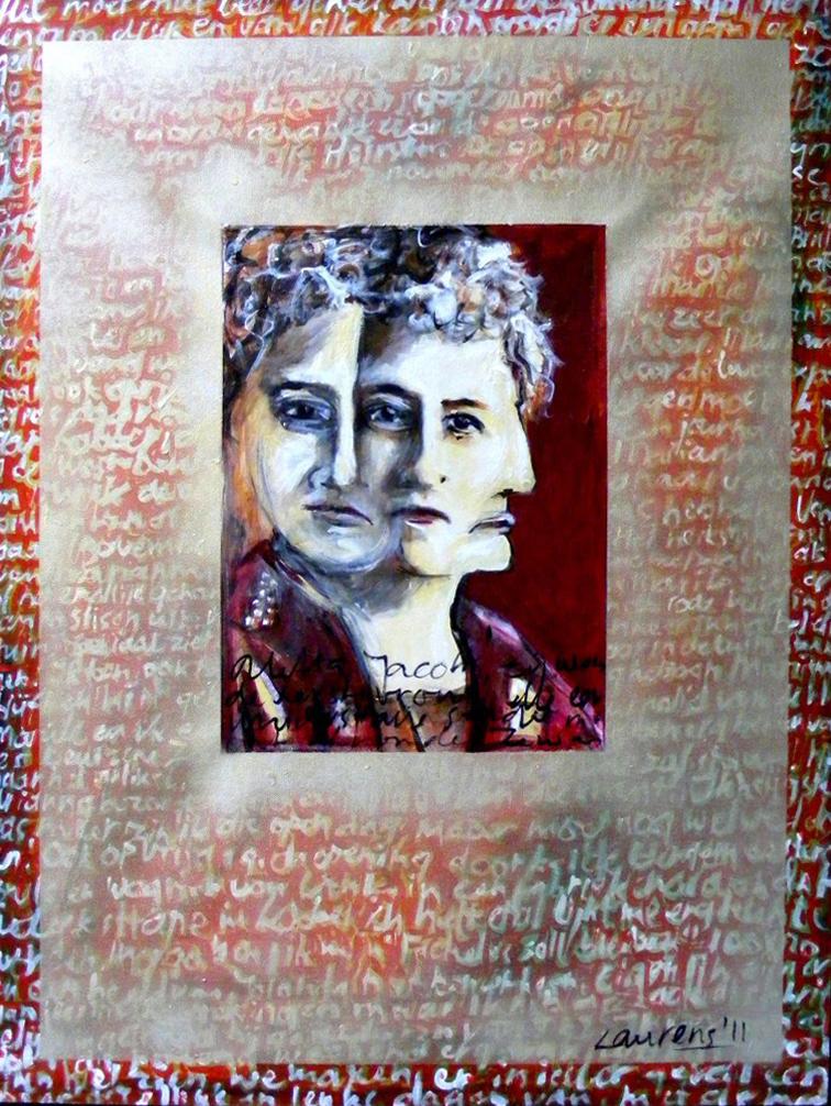 Laurens loek Gielen in memoriam De Bakkerij, kunsthuis