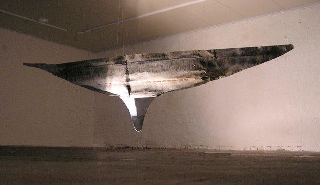 Boot Andreas Hetfeld De Bakkerij, kunsthuis