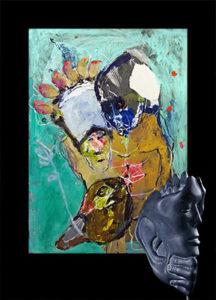 Leonie Tielen De Bakkerij, kunsthuis kunst