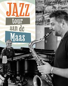 Jaar Tour aan de Maas De Bakkerij, kunsthuis Vliet Erker