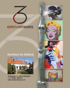 EXPO36 kunsthuis De Bakkerij 2019