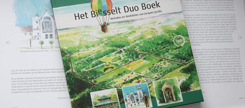 Het Bi(e)sselt Duo Boek kunsthuis De Bakkerij